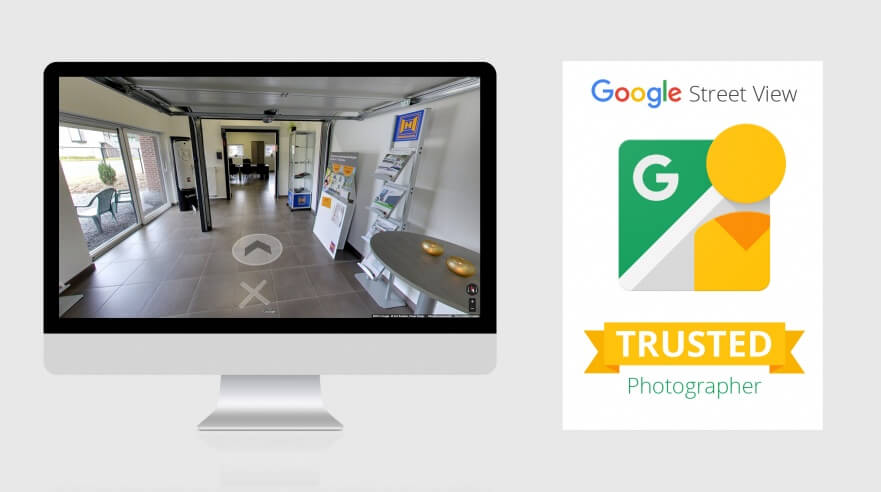 Google Virtuele rondleiding Euromatic door Clever Design